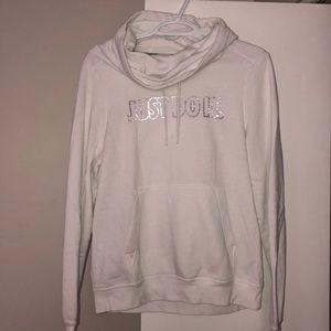 Nike women's cowl-neck hoodie